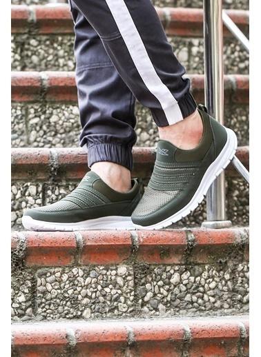 Madmext Sneakers Haki